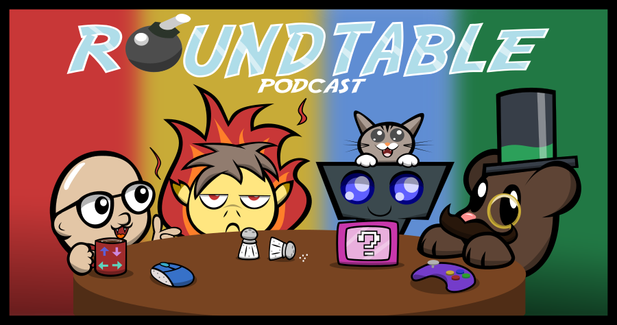 Round Table Podcast.Roundtable Podcast By Magerblutooth On Deviantart