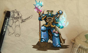 Sorcerer of the Thousand Sons