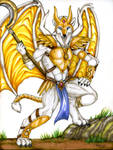 Uji the Warrior