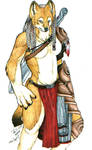 Selk the Werewolf