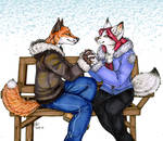 Foxy Couple