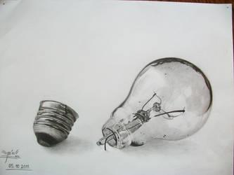 light-bulb by croatian-artist-girl