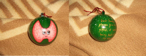 Christmas gift by croatian-artist-girl