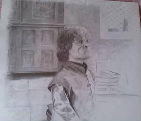 Tyrion Lannister by croatian-artist-girl