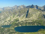 Mountain lake 1