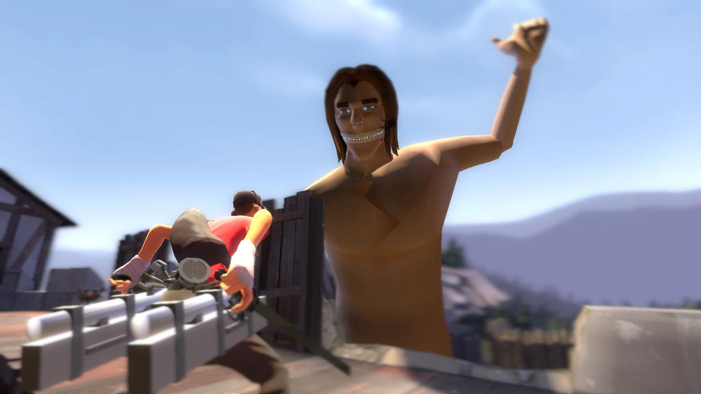Gmod Attack On Titan