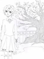 The sakura's season by CahAndrtt