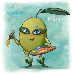 'I Naturelli e la Pentola Magica' - Olivia