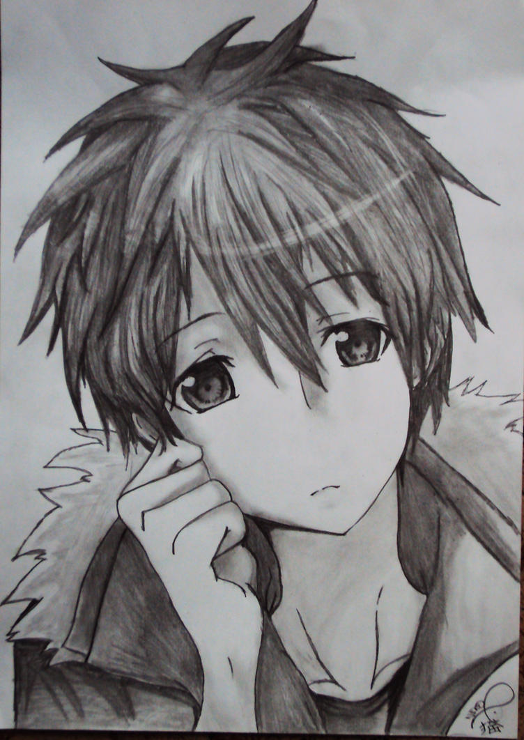 Kirito Sword Art Online By Nekophantomhive On Deviantart