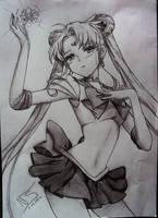 Sailor Moon by NekoPhantomhive