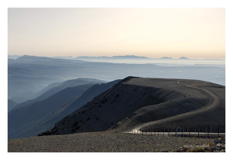 Voyage sur le Mont Ventoux 3 by mimomon