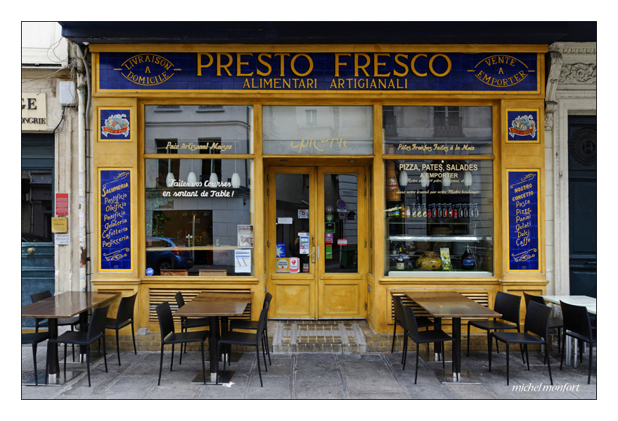 Presto Fresco by mimomon