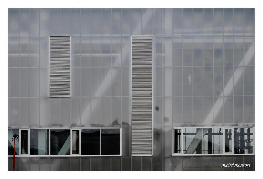 Structure en gris by mimomon
