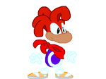 Classic Rayman (Sonic Style)