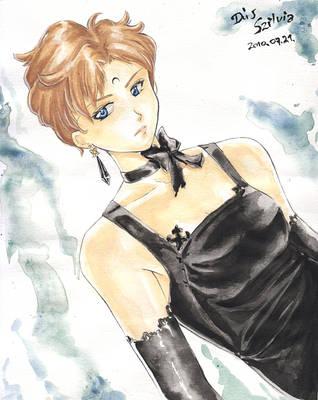 Haruka from Black Moon Clan by Seeraholic