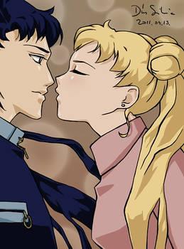 Kiss me, Seiya