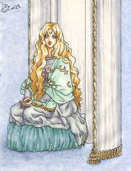 Princess Serenity by Seeraholic