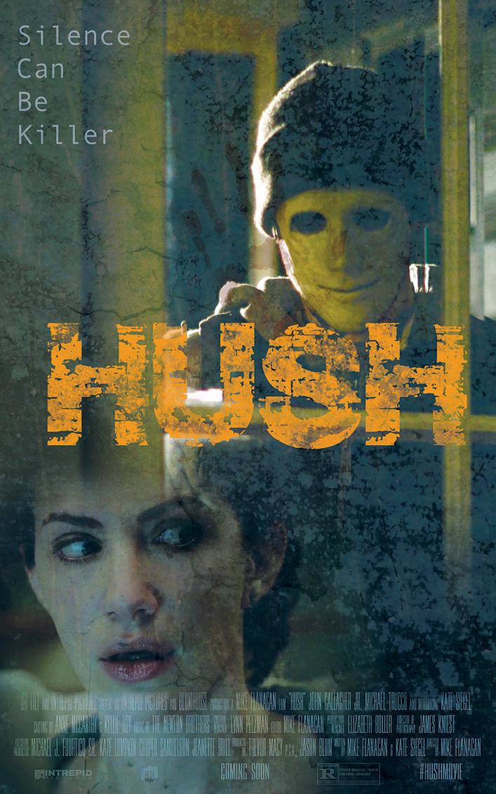 Hush Poster by GothianaVampet