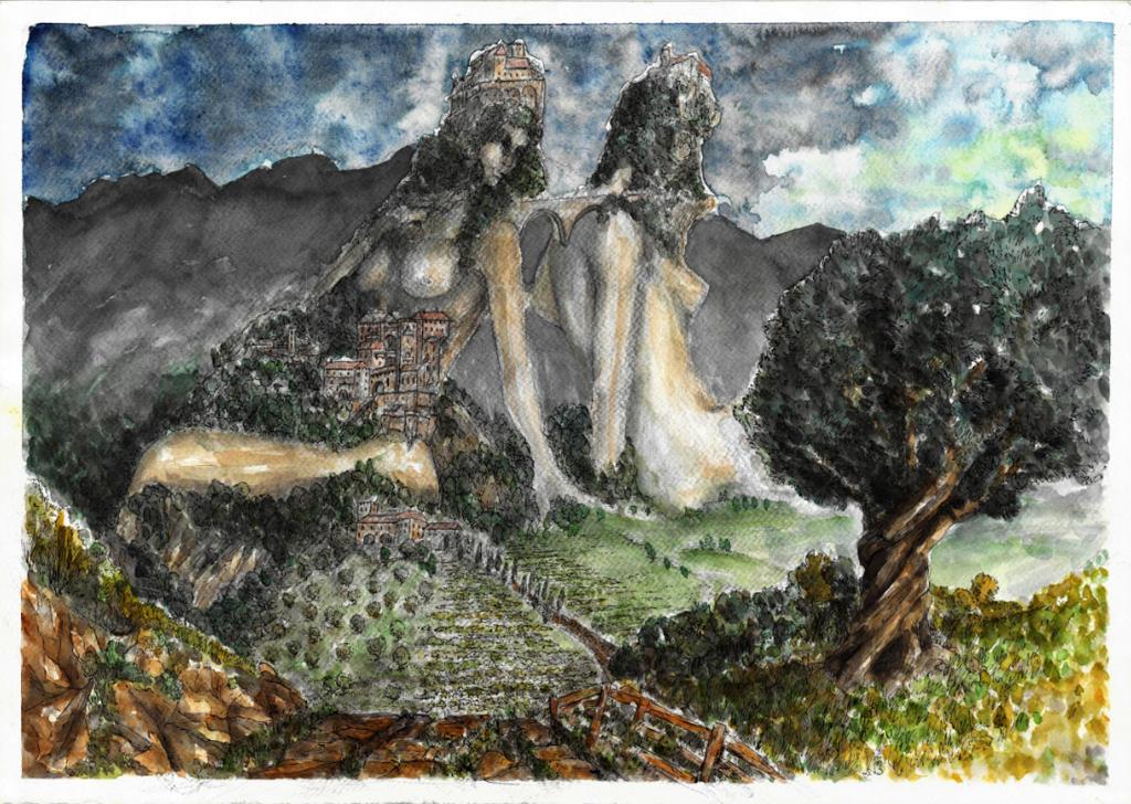 Gemelle Toscane by FUEGOCS
