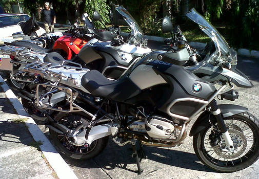 BMW Bike Collection