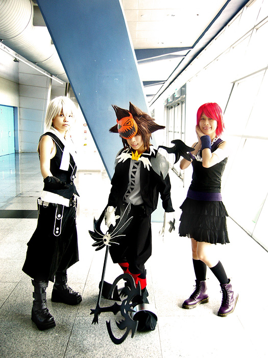 Halloween Town Sora ::02 by Cvy on DeviantArt