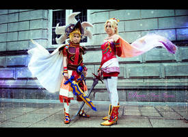 Dissidia: Final Fantasy ::04 by Cvy