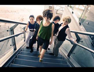 Gundam Wing ::03 by Cvy