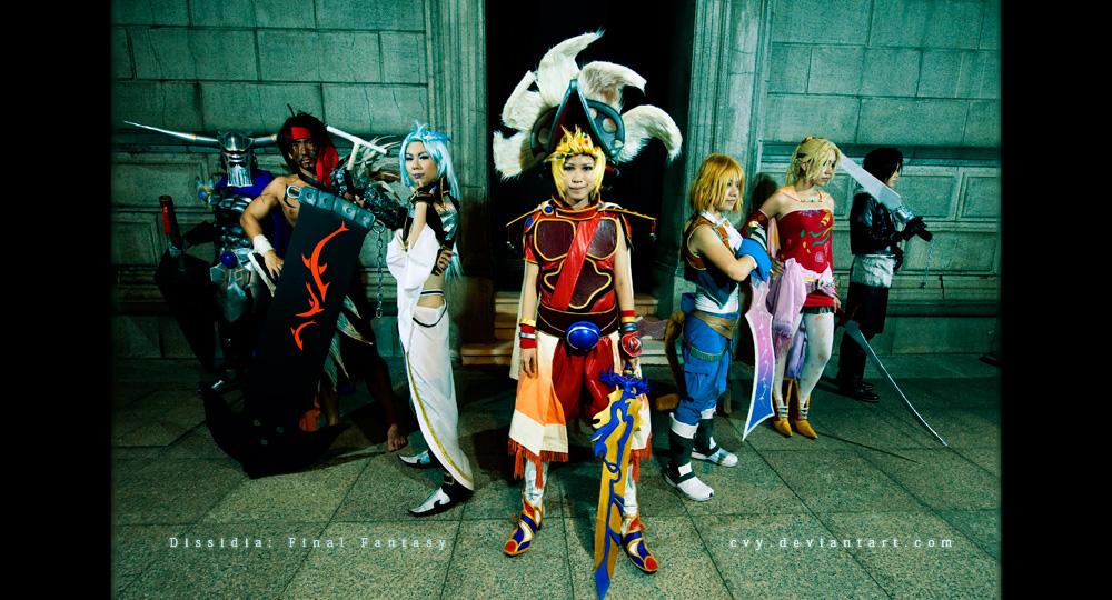Dissidia: Final Fantasy ::05 by Cvy