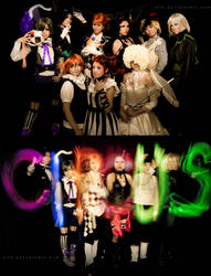 Noah's Ark Circus ::16 by Cvy