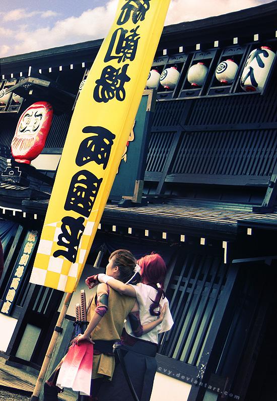 Hakuouki::01 by Cvy
