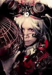 Steampunk Wonderland ::09 by Cvy