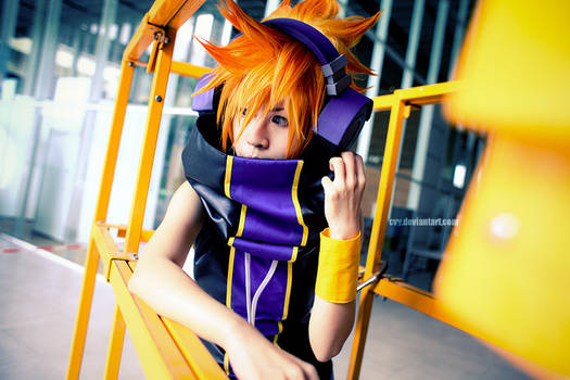 The World Ends with You ::01