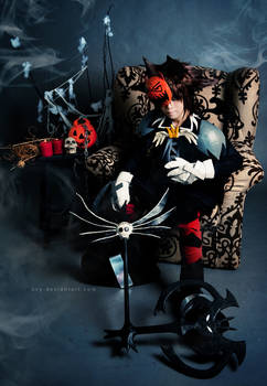 Halloween Town Sora ::07