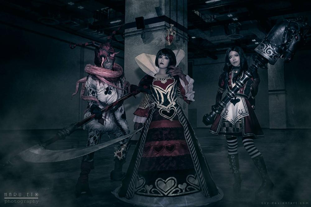Royal Nightmare ::01 by Cvy