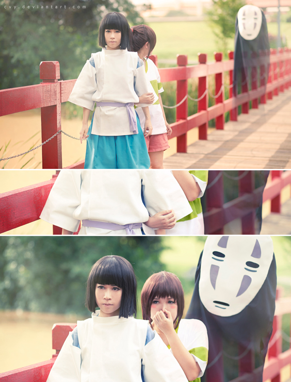 Spirited Away ::01 by Cvy
