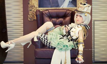 Lady Spade ::01