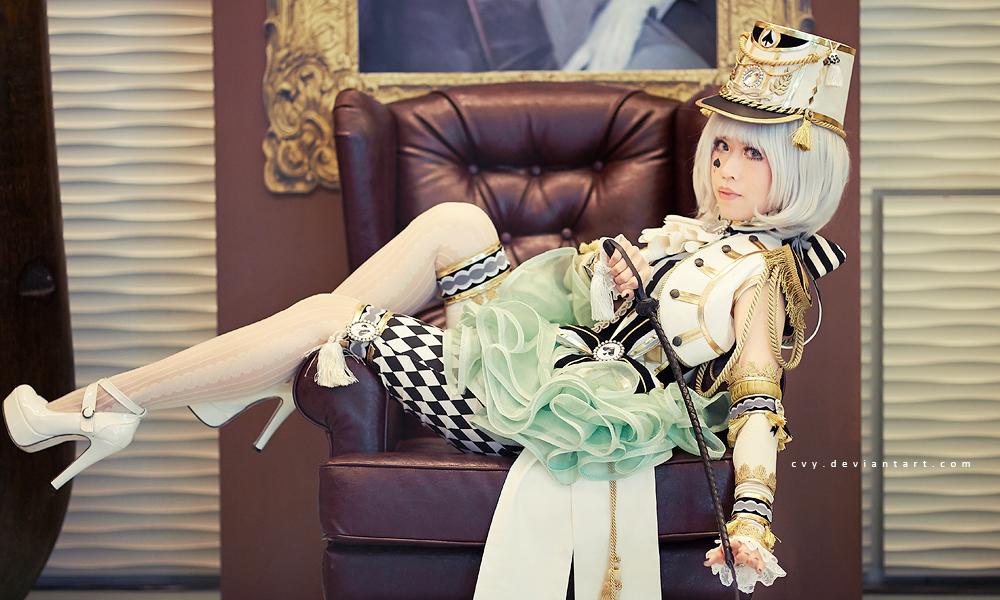 Lady Spade ::01 by Cvy