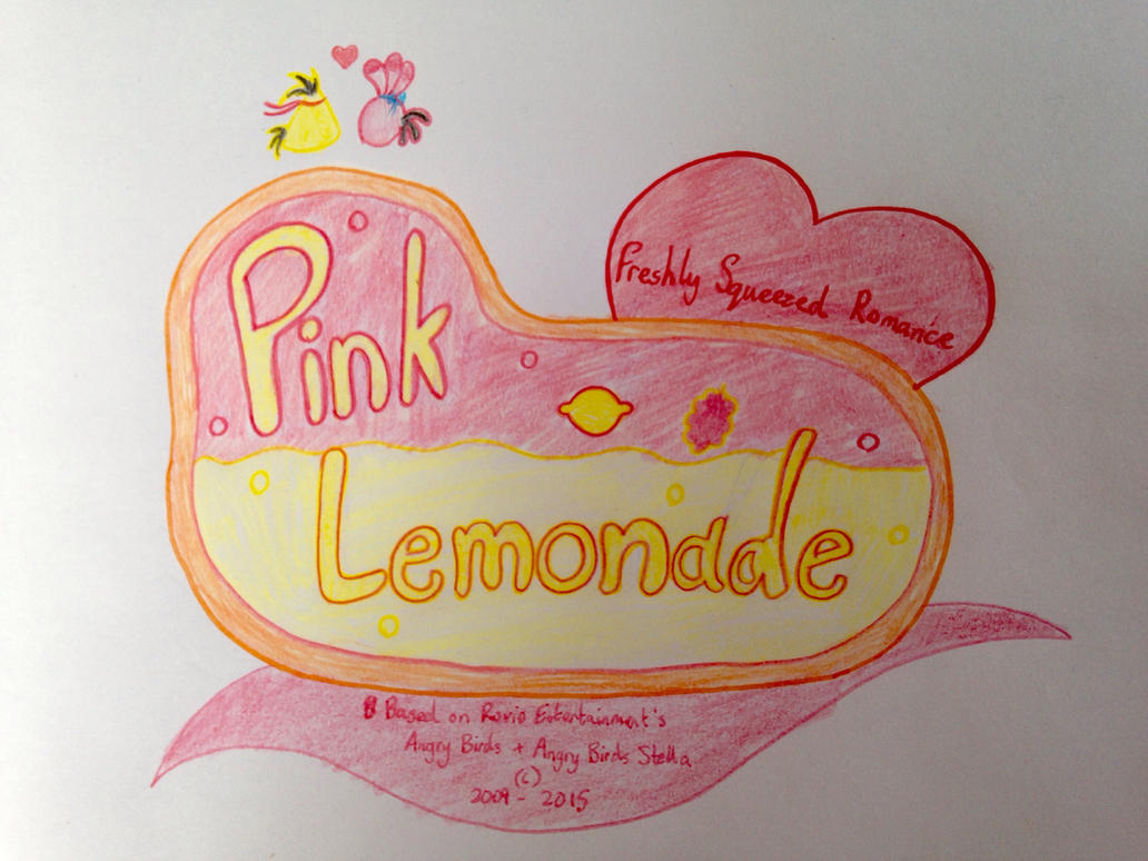 Pink Lemonade (A ChuckxStella Fanfiction) by RussellMimeLover2009