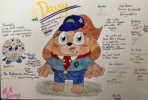 Hey Duggee OC   Daisy