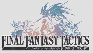 Final Fantasy Tactics pattern by camilasilvestre