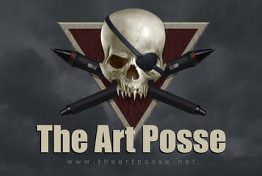 The Art Posse Logo by QuinnSimoes