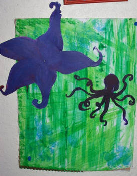 flying octipus