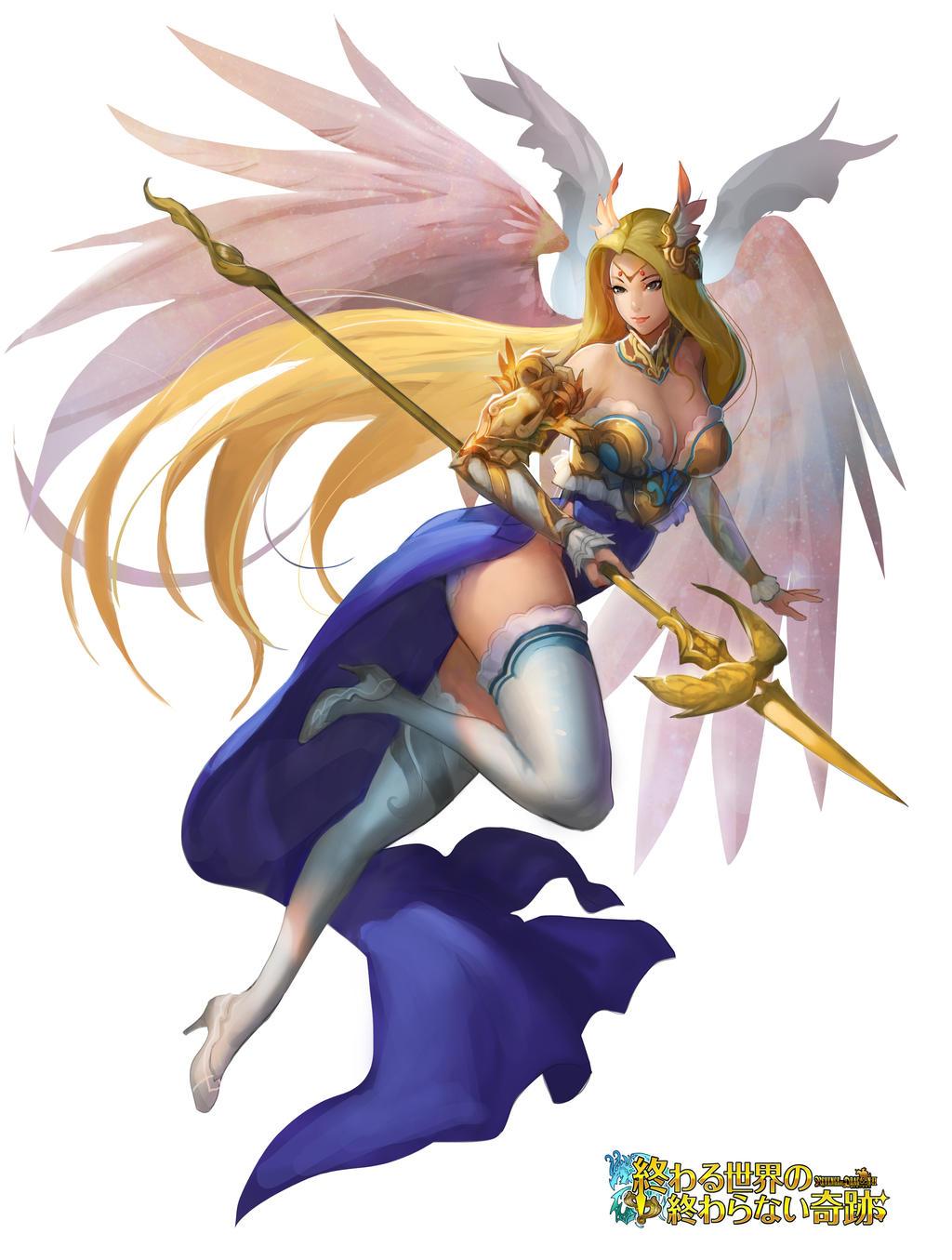 Angel by Readman