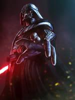 Darth Vader by raempire3000