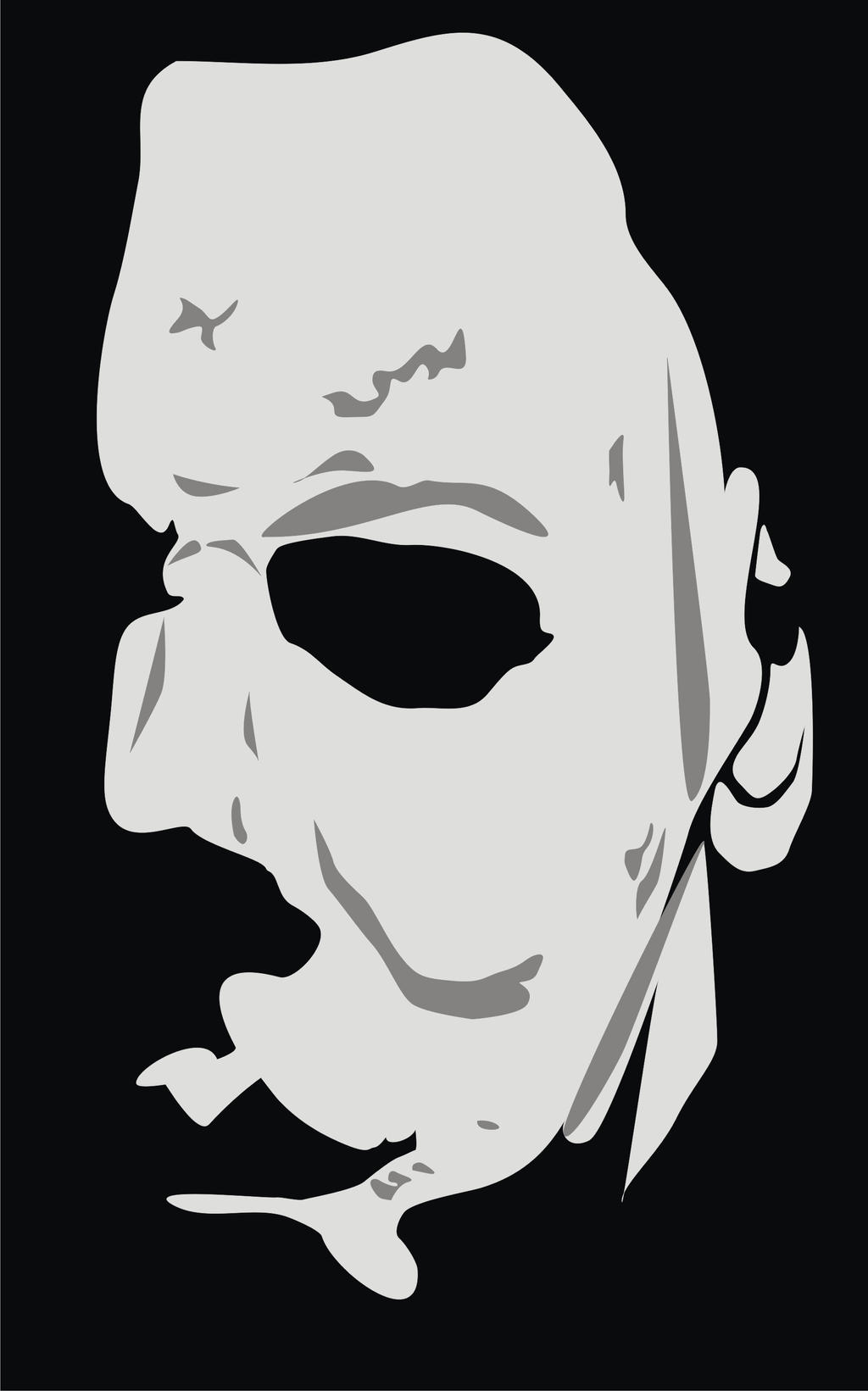 Michael Myers Vector By Billywillis On Deviantart