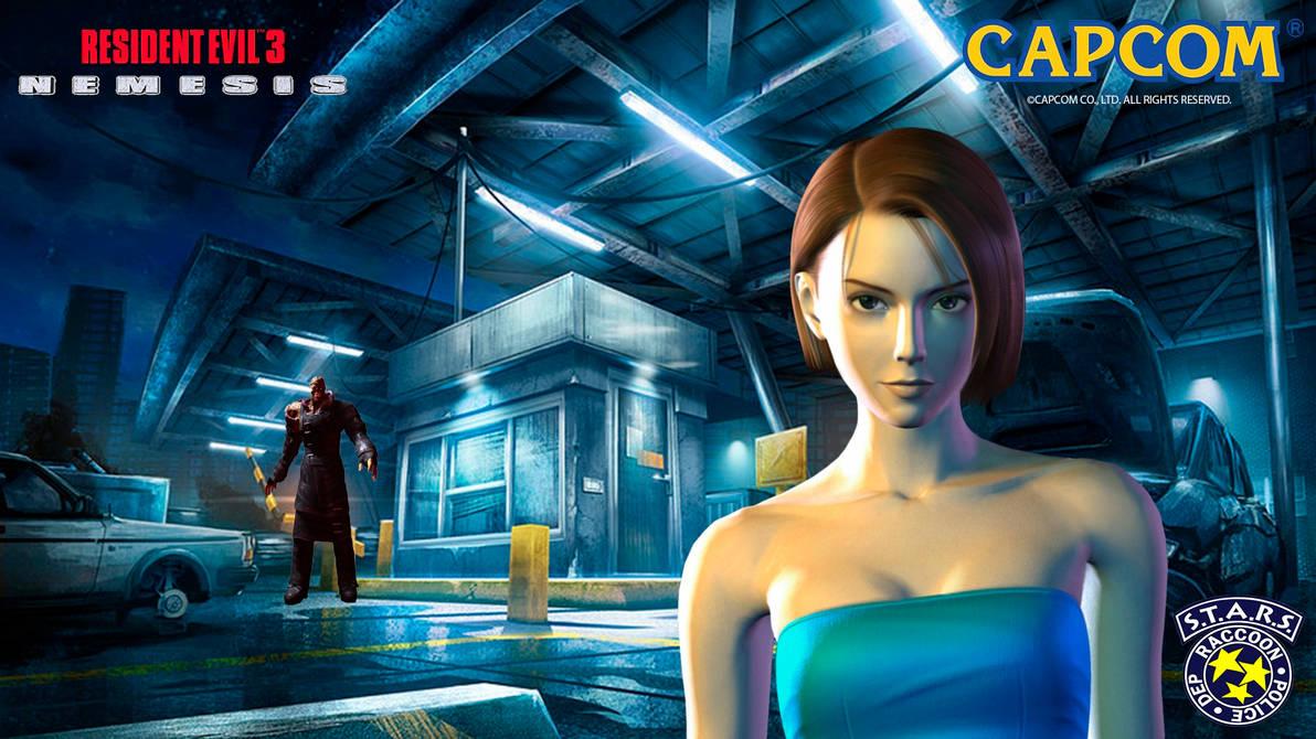 Resident Evil 3 Wallpaper Full Hd 1080p By Jeffo2124 On Deviantart