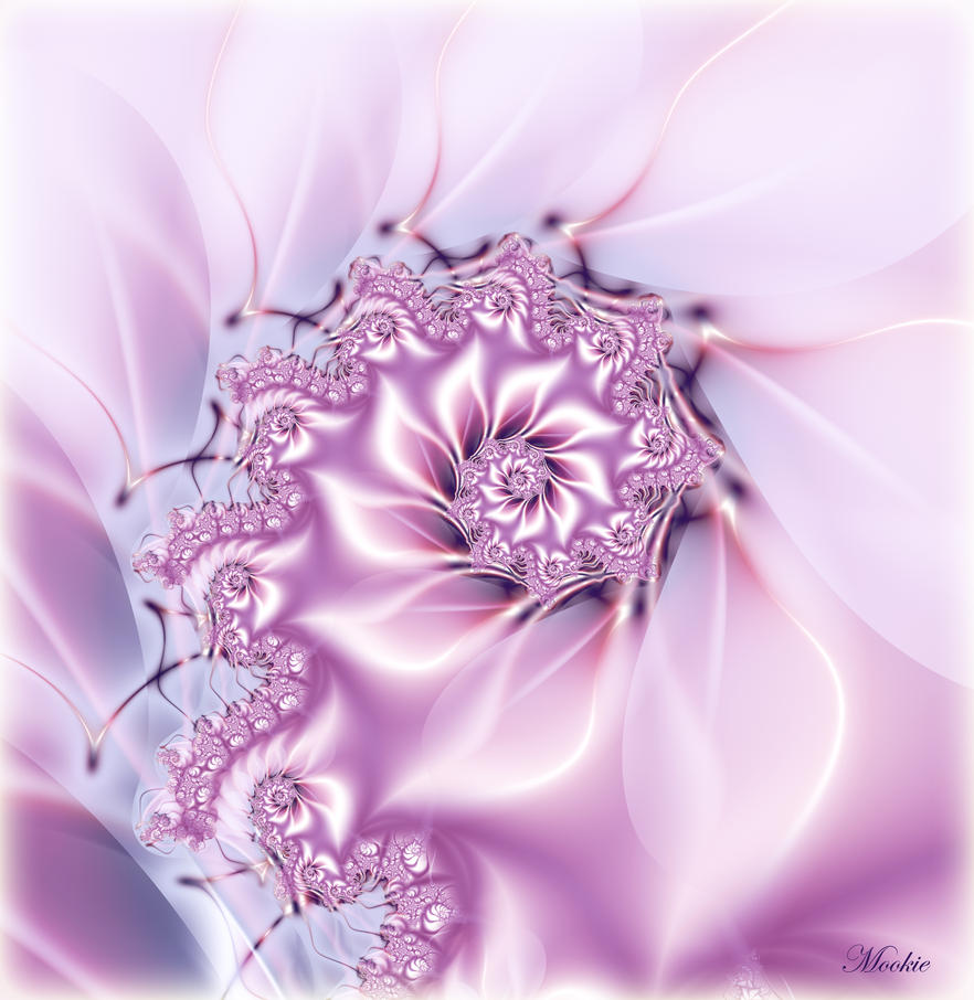 Pink Petals by Mookiezoolook