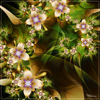 Last of the Summer Flowers by Mookiezoolook