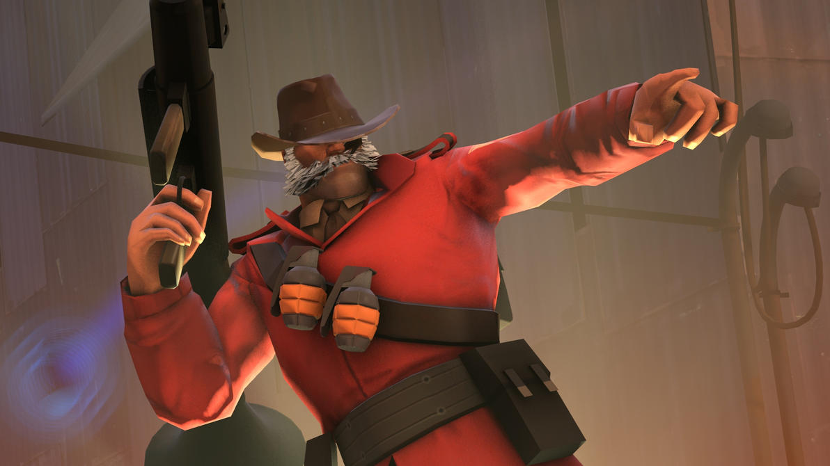 TF2 - Soldier these days by Brony254 on DeviantArt  TF2 - Soldier t...
