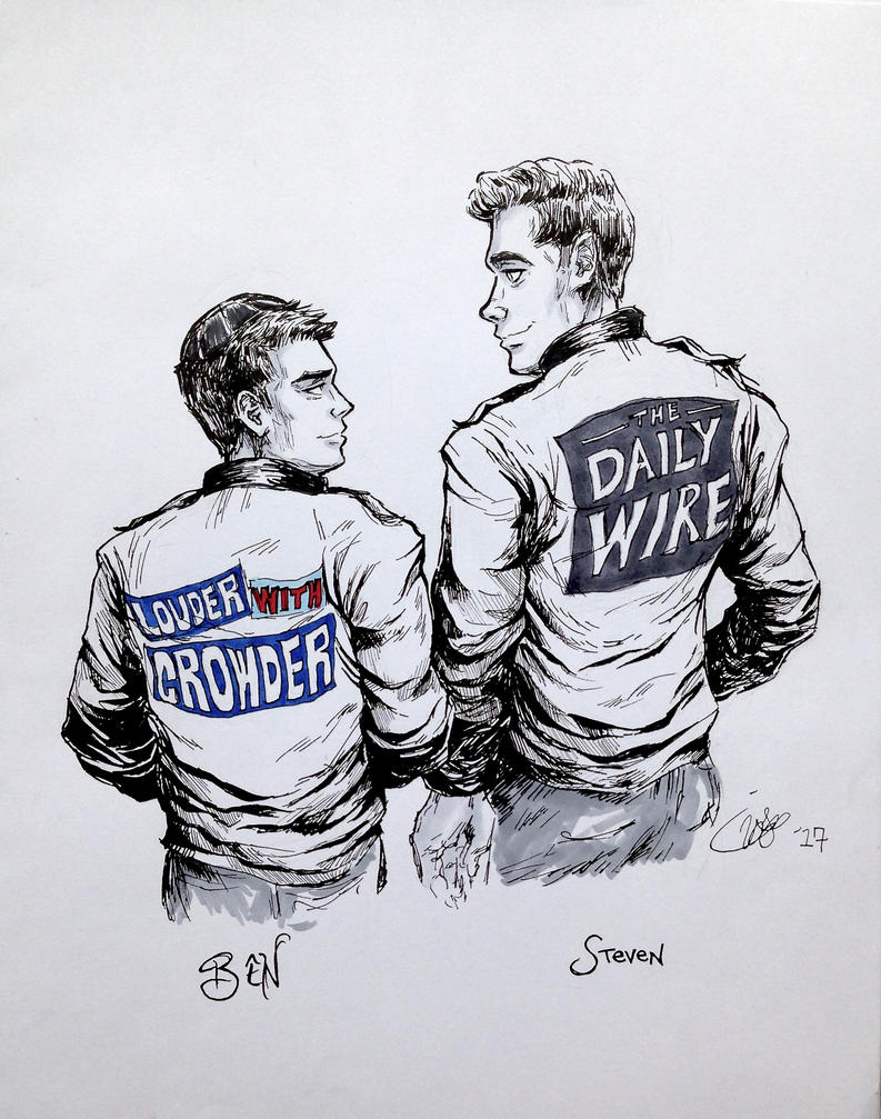 LouderWithCrowder and The Daily Wire by RonnieSmith98 on ... Daily Wire